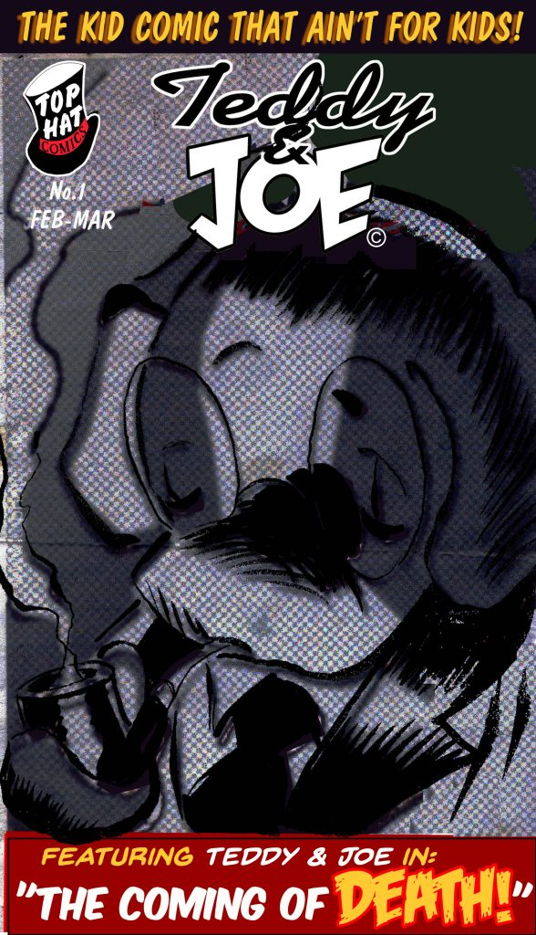Teddy & Joe 1 cover
