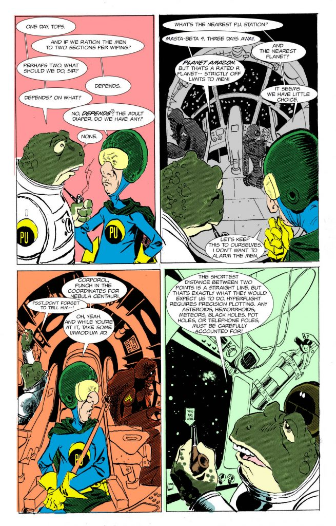 Flight Flanders Page 4