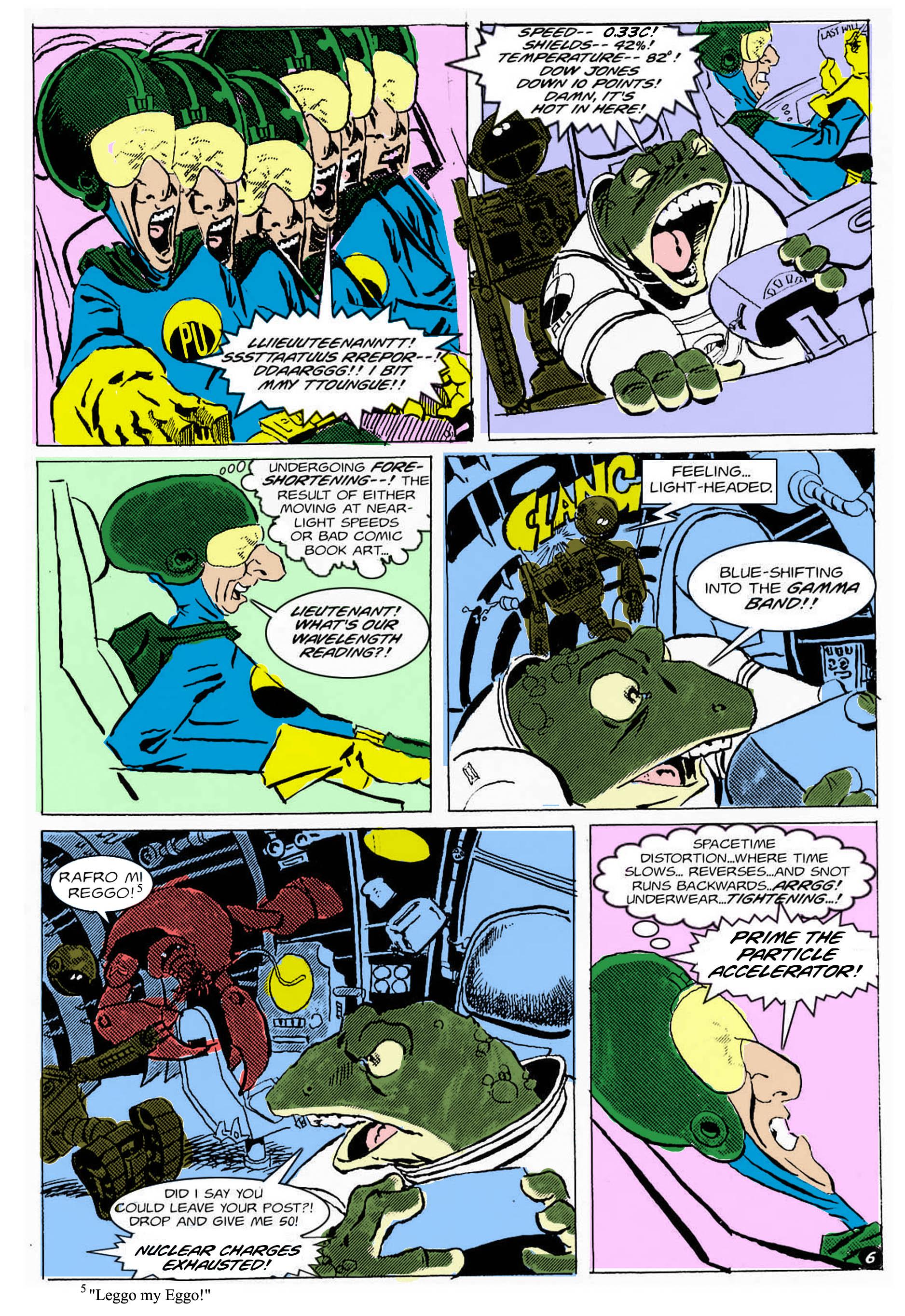 Flight Flanders Page 6