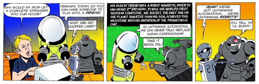 Tommy Rocket Page 4