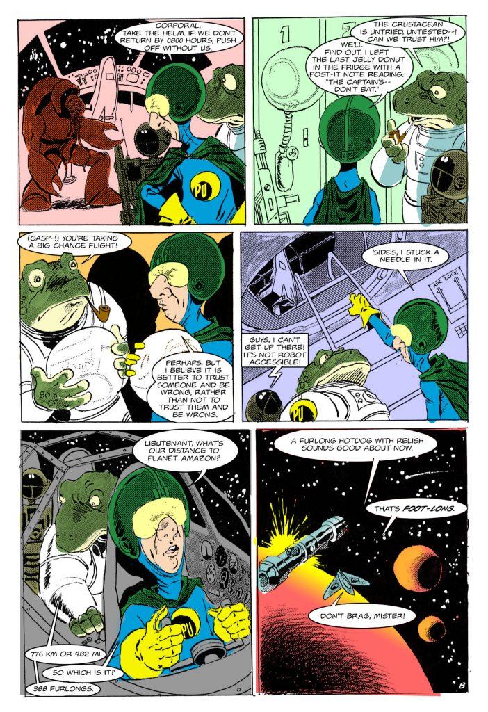 Flight Flanders Page 8