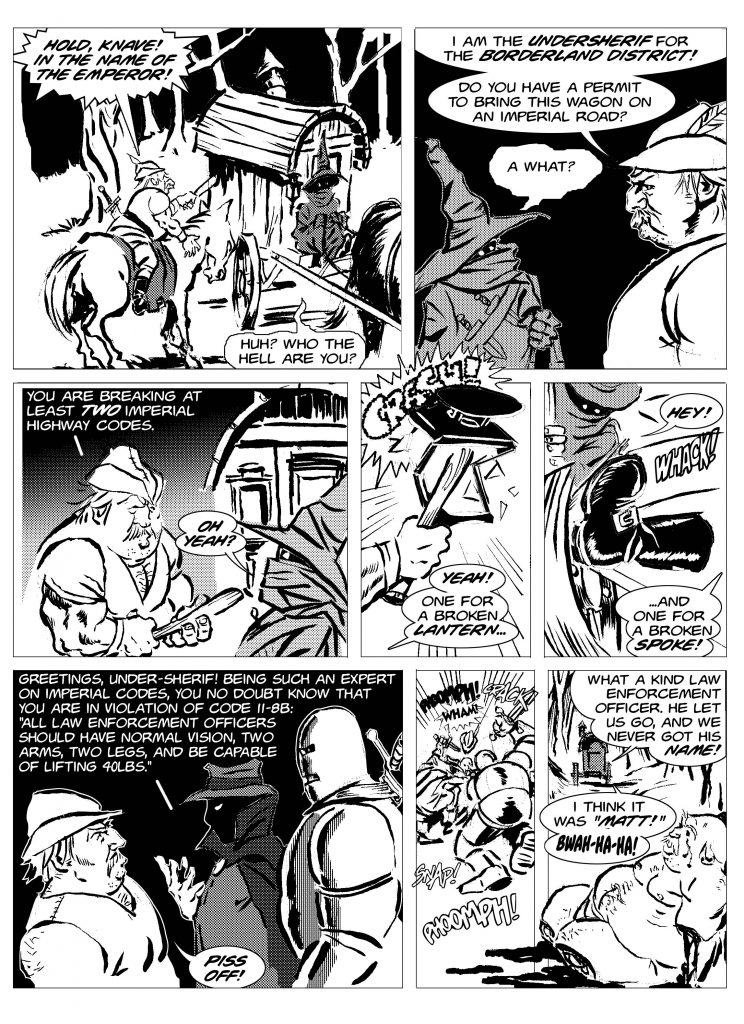 Terrible Trio Page 7