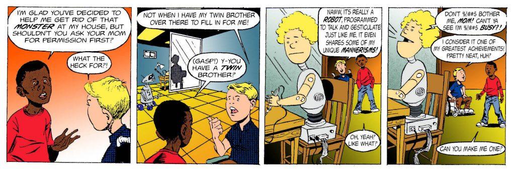 Tommy Rocket Page 9