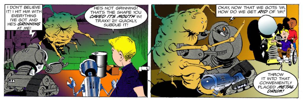 Tommy Rocket Page 19