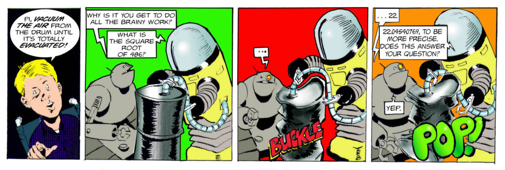 Tommy Rocket Page 21