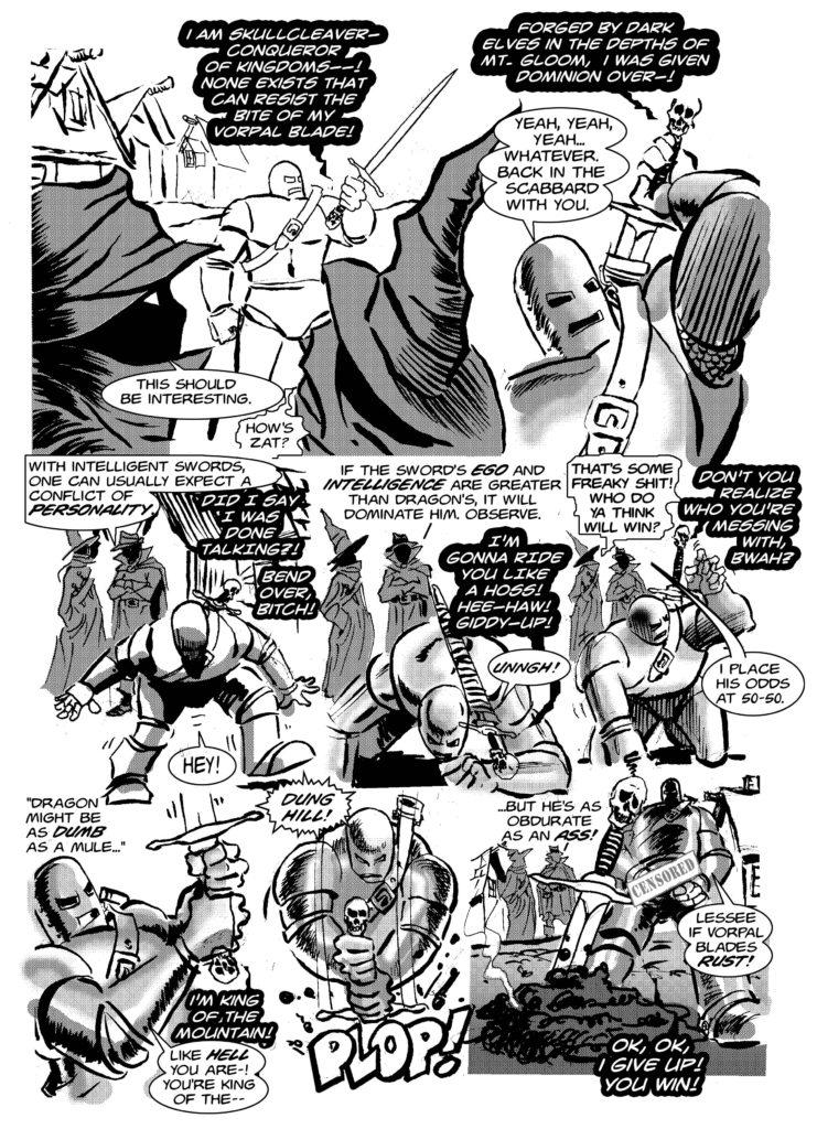 Terrible Trio Page 16