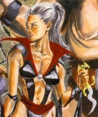 Anasha the Vampiress