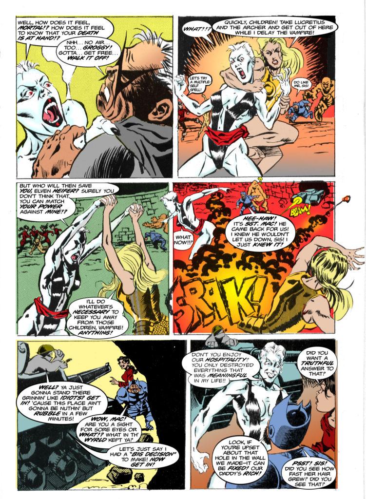 Terrific Trio page 57