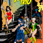 Terrific Trio #4 Cover