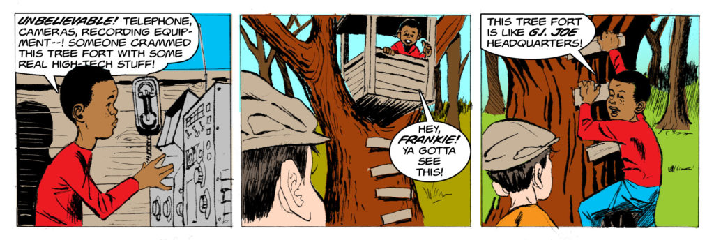 Tommy Rocket No 2 Page 18