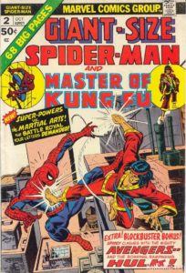 Giant-Size Spider-Man #2