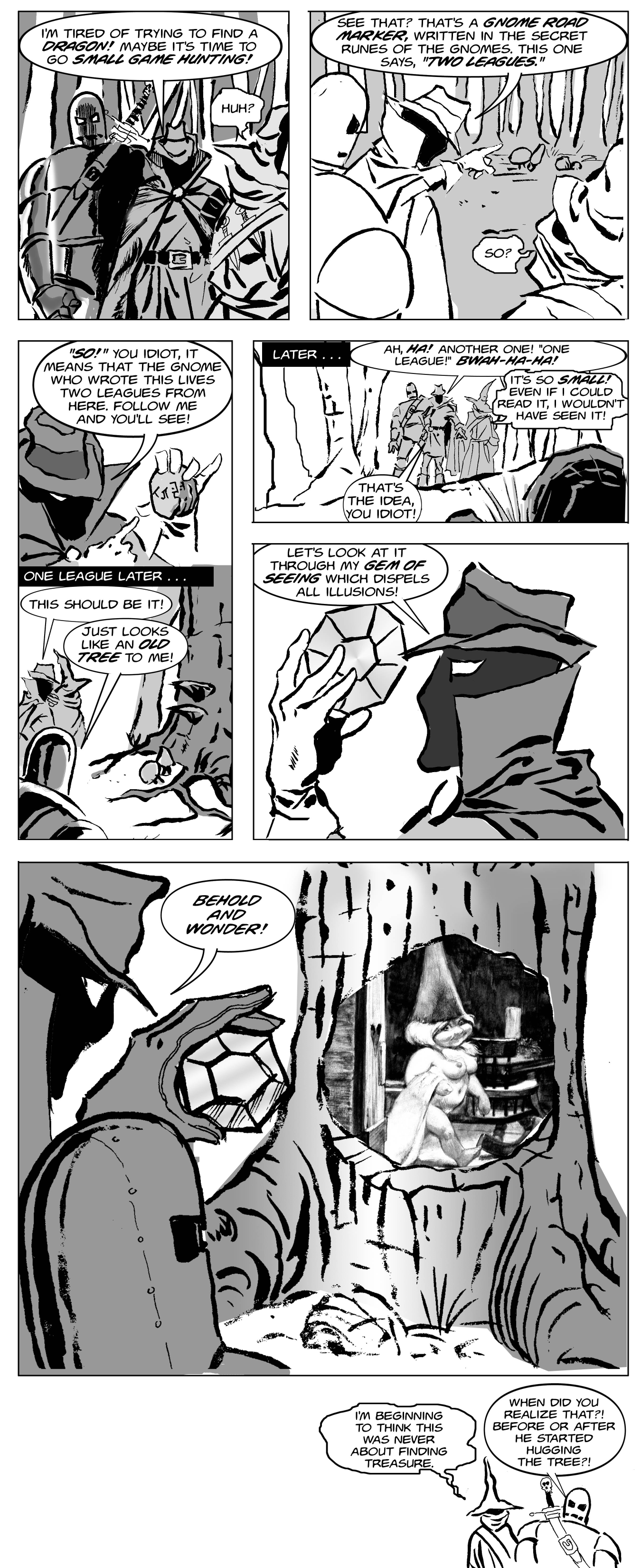 Terrible Trio Page 28