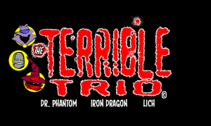 Terrible Trio logo