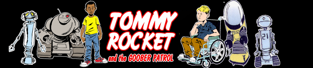 Tommy Rocket logo