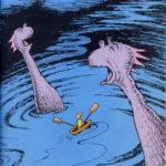 Seuss Scary Sea Monsters