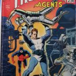 The cover of Thunder Agents #1